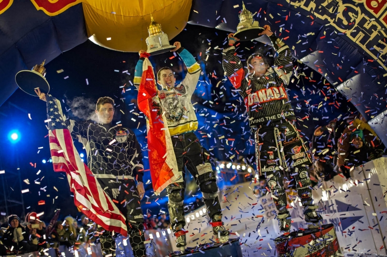 winners of the red bull crashed ice competition