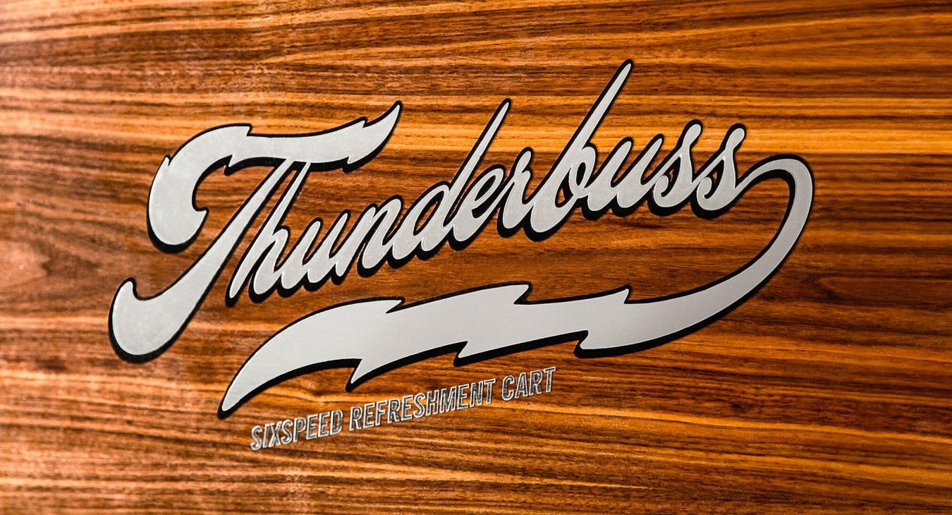 thunder bus logo